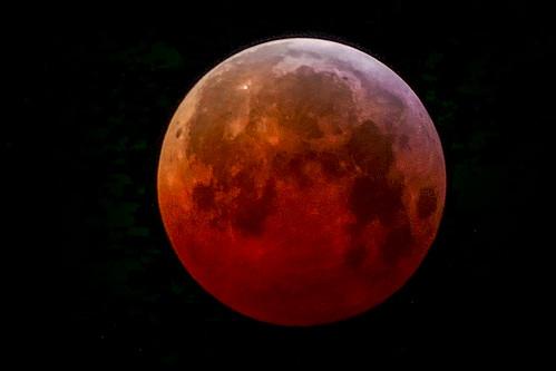 Blood Moon 21-01-2019