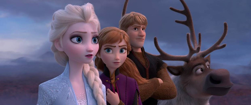 DISNEY'S FROZEN 2