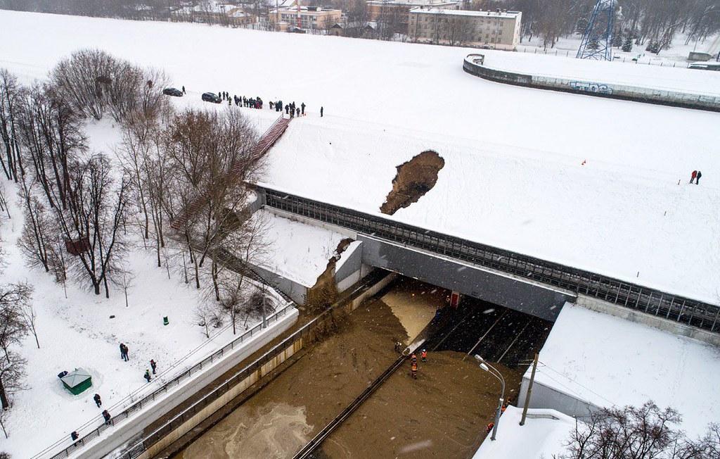 Прорыв канала им.Москвы – какие будем делать выводы?