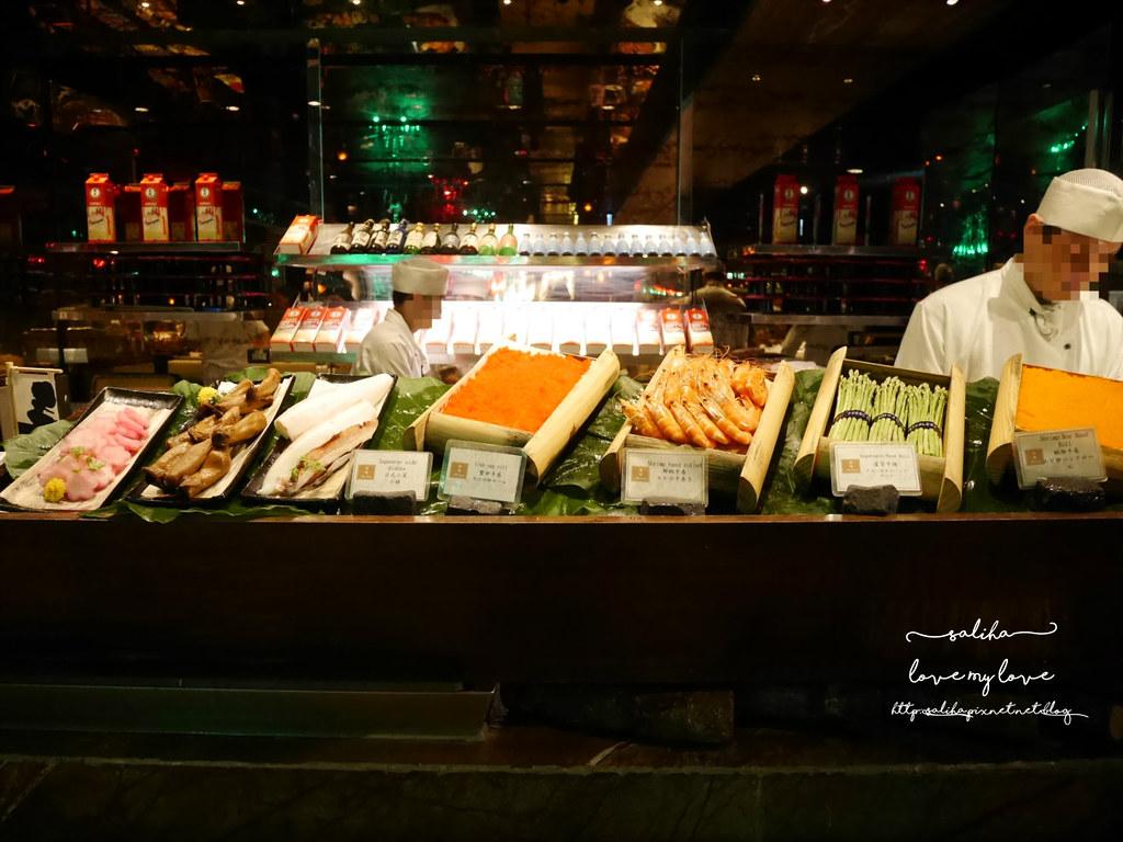 台北飯店下午茶buffet甜點海鮮螃蟹生蠔吃到飽推薦君品酒店雲軒西餐廳 (2)