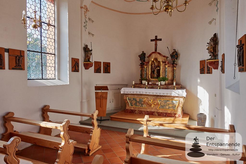 St. Anna - ora pro nobis