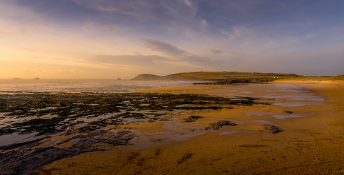 Constantine Bay @ Sunset