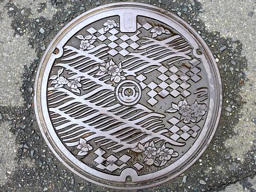 Zushi Kanagawa, manhole cover (神奈川県逗子市のマンホール)