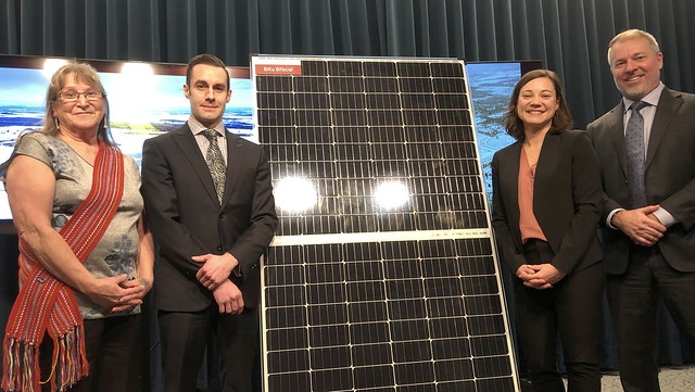 Alberta-based solar power on the rise