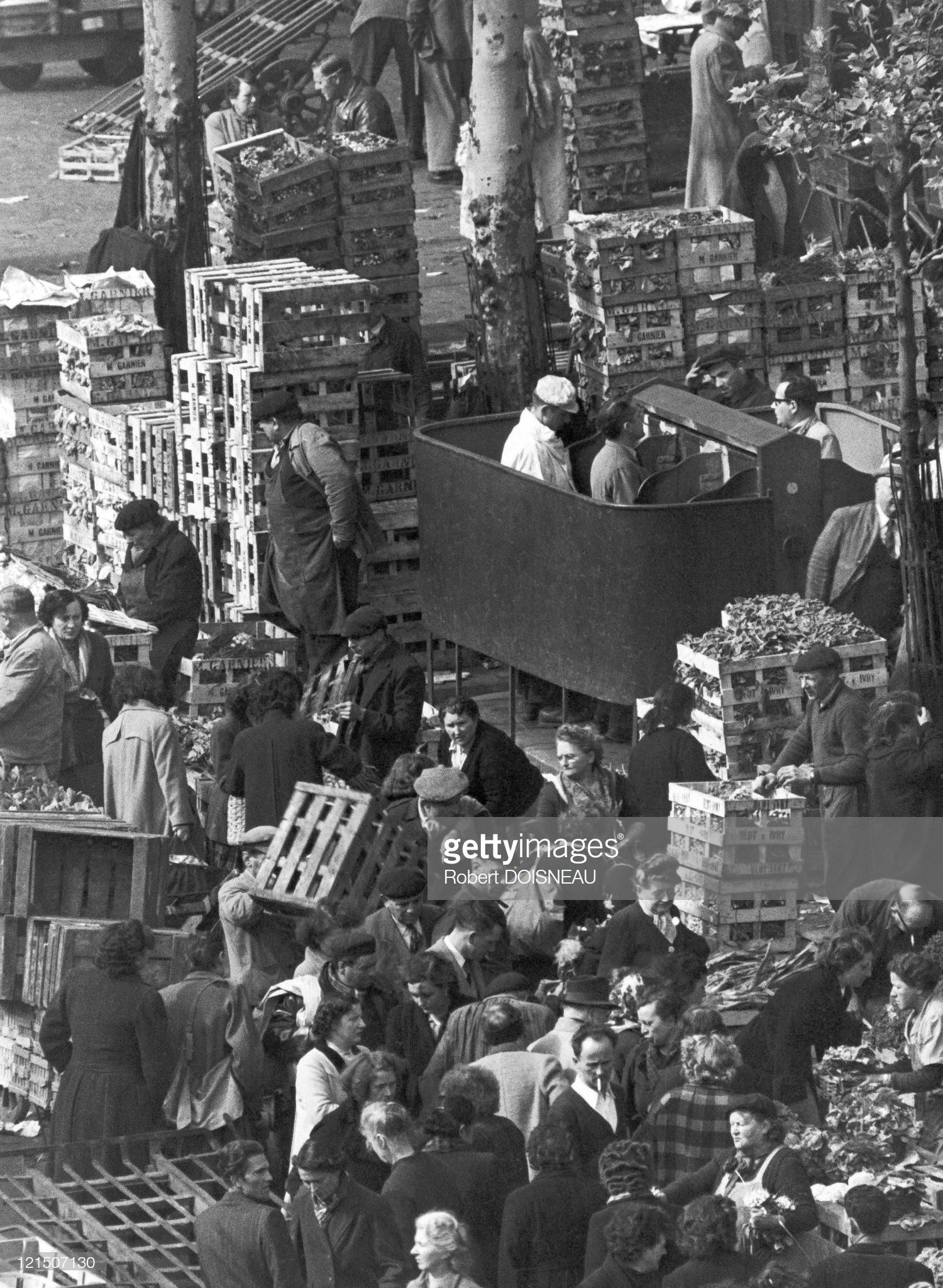 1953. Ле-Аль в мае