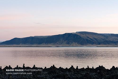 reykjavik iceland 2018 europe europa travelphotography travel nikond7200 autumn landscape mountains sea sunrise stonecairns vsco nature