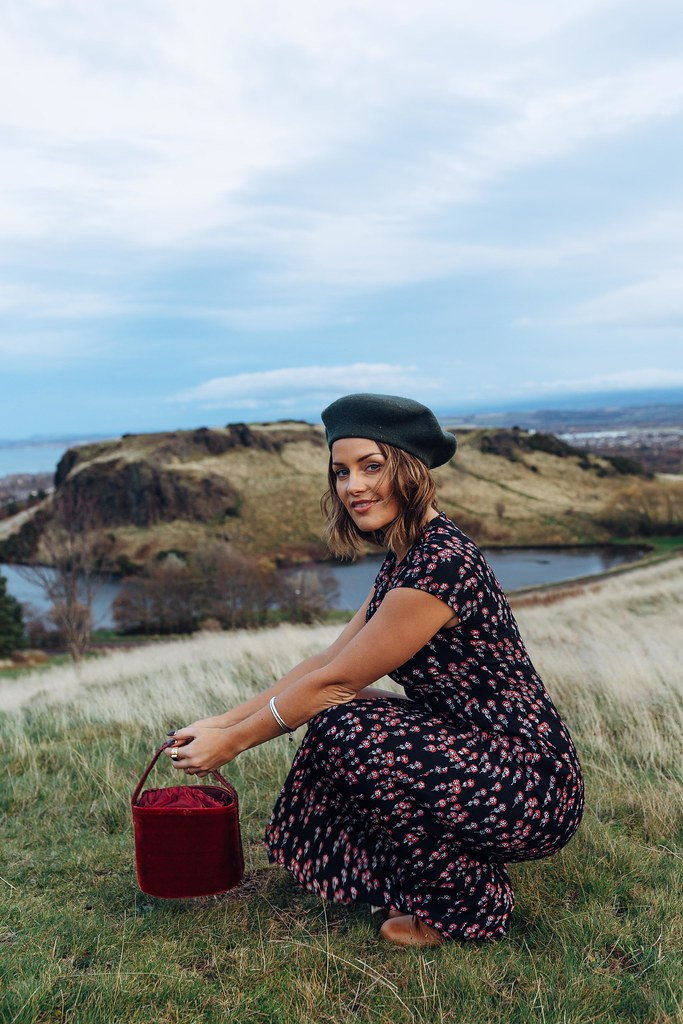 The Little Magpie Free People Lookbook Edinburgh The Craggs Scottish Blogger