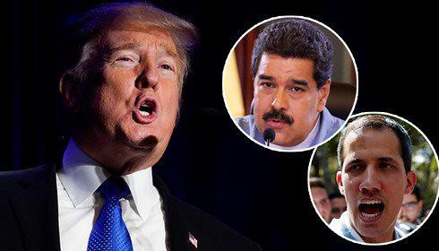 Por trás do baile de máscaras, uma guerra de verdade na Venezuela