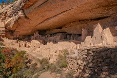 Cliff Palace, C.E. 1190 to 1300, Mesa Verde National Park, Colorado