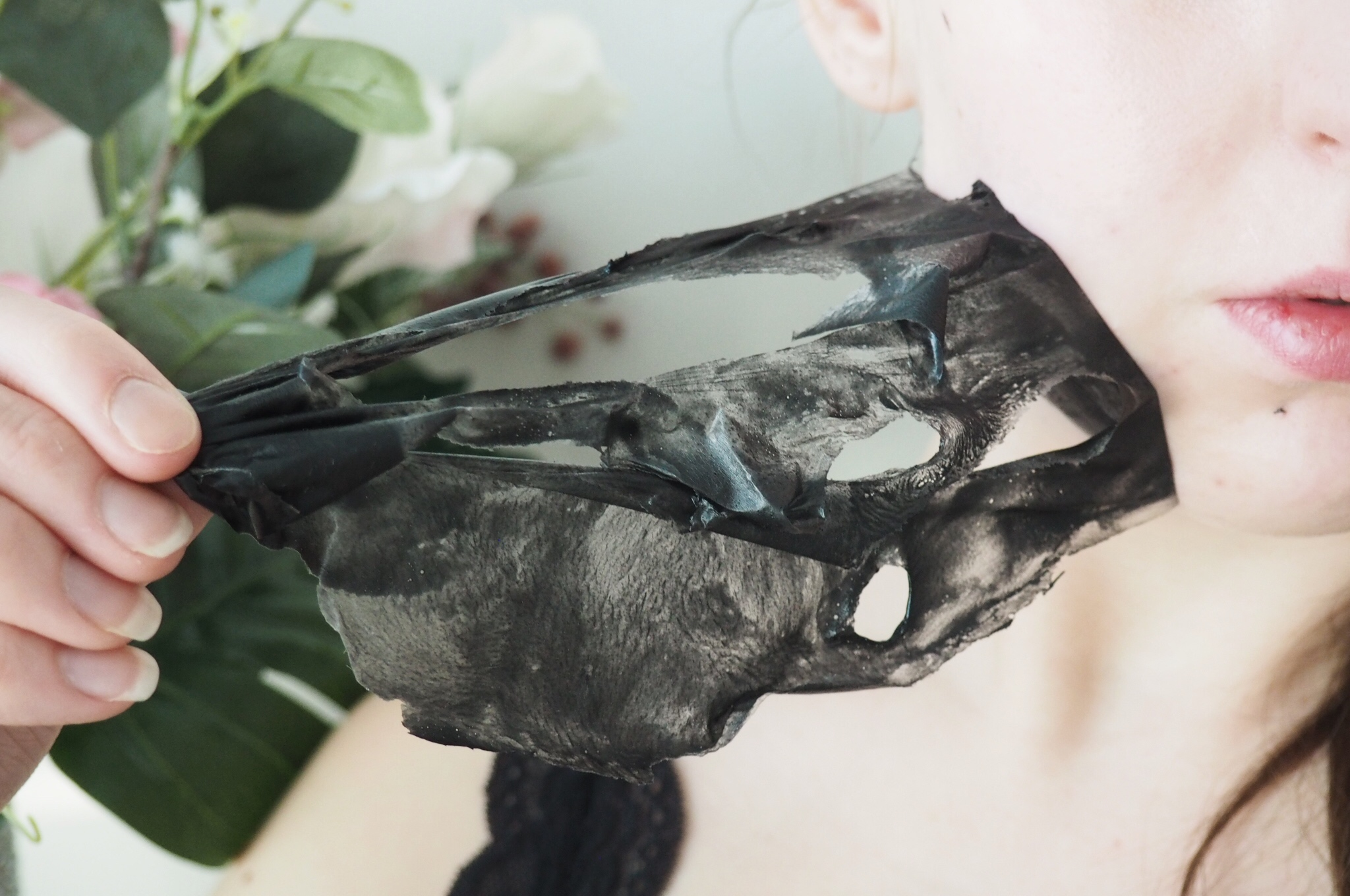 Peel off naamio