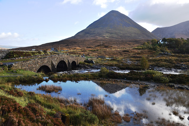 Bridge, Skye, Scotland