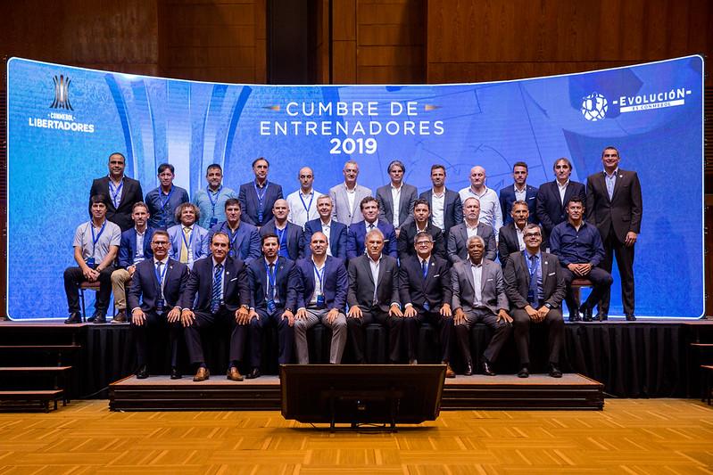 Cumbre de Entrenadores - CONMEBOL