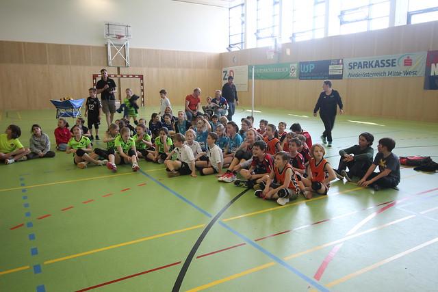 U11-Turnier in St. Pölten - 24.3.2019