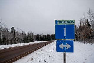 Minnesota State Highway 1