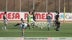 Cadetes. CD Roda 0-2 Elche CF (16/02/2019) Jorge Sastriques