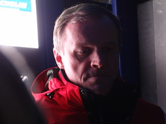 Toyota WRC team principal Tommi Makinen.at Monte-Carlo Rally