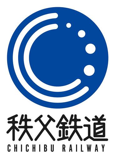 秩父鉄道「新ロゴマーク」イメージ