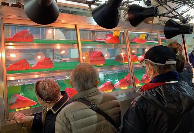 Tsukiji fish market 2018 40
