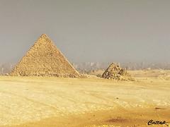 Giza plateau, Cairo, Egypt