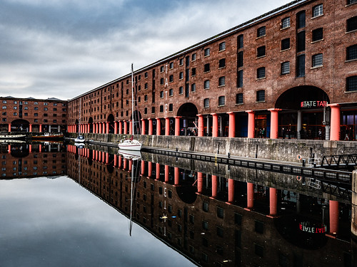 Tate Liverpool, Albert Dock