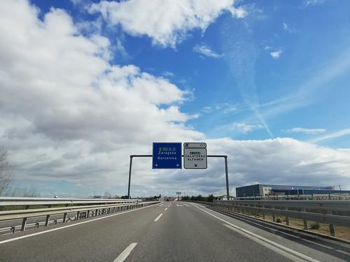 A-2 - saída Calatorao