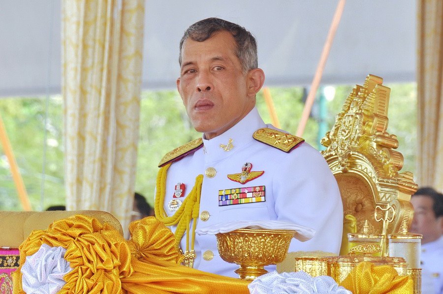 """""""Support good people to rule this country,"""" says King of Thailand on eve of election."""