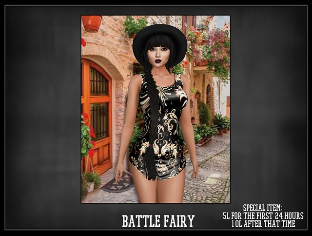 Battle Fairy 5L Monday Special
