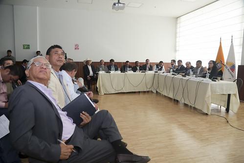 """COMISIÓN DE SOBERANÍA ALIMENTARIA INVITA AL """"I FORO SOBRE EL IMPACTO DEL ABIGEATO EN EL SECTOR AGROPECUARIO DEL ECUADOR"""" CON LA PARTICIPACIÓN DE EXPERTOS DEL SECTOR PÚBLICO Y REPRESENTANTES DEL SECTOR GANADERO, QUITO 11 DE FEBRERO DEL 2019"""