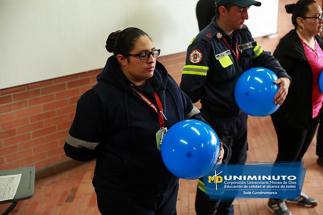 Taller de liderazgo para bomberos y voluntarios de la región