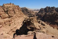 Jordania. Petra, la ciudad de los nabateos. Monasterio (18)