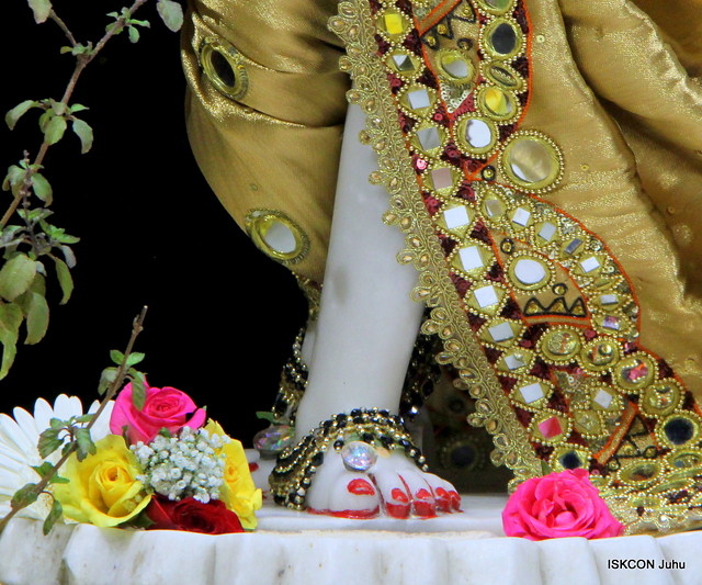 23 Feb 2019 Sringar Darshan ISKCON Juhu
