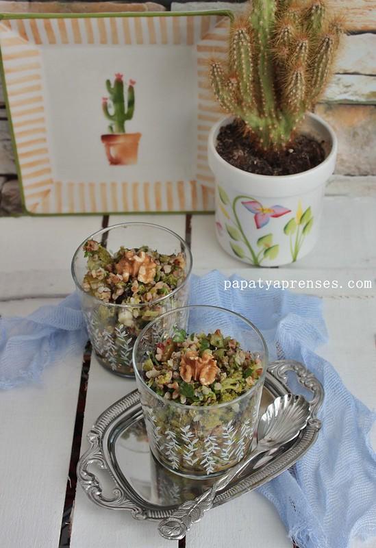 karabuğdaylı brokoli salatası (3)
