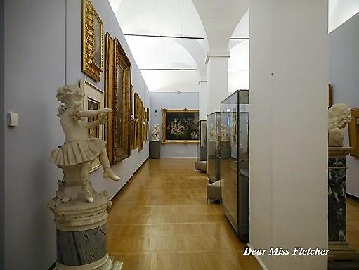 Come son contenta! (6) Galleria d'Arte Moderna di Nervi