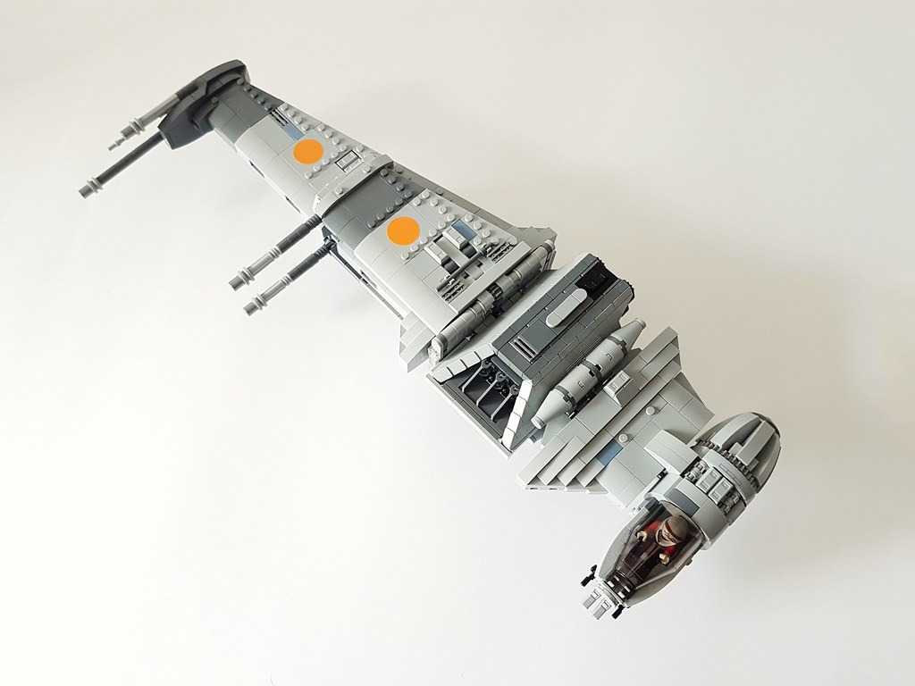 B-Wing Starfighter - Soon on my YouTube
