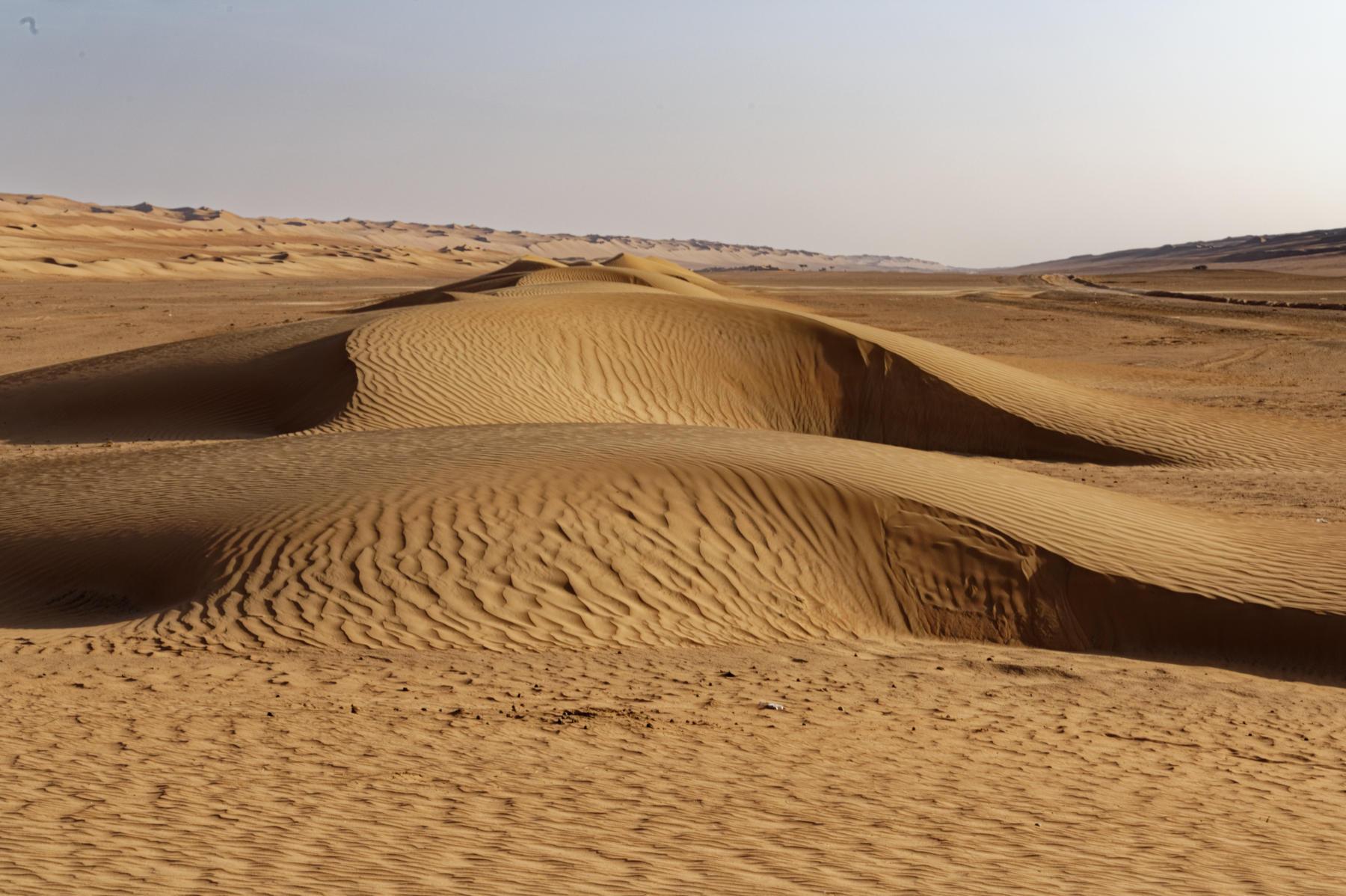 Wahiba sands, Oman desert