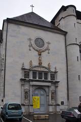 Abadia de Saint-Vincent de Besançon