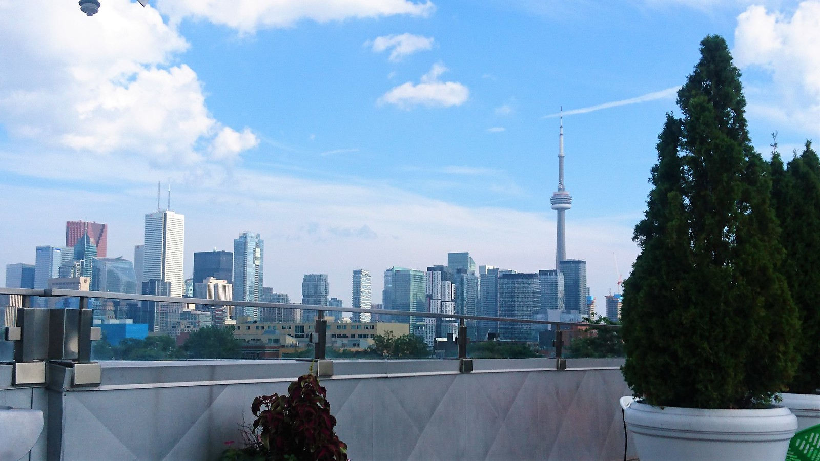 Our view of Toronto