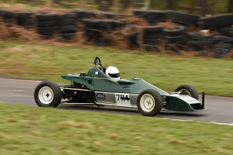 Alex Summers, Van Diemen RF80 at Loton (I Dowding)