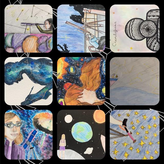 Concurso Mujer Astronomía