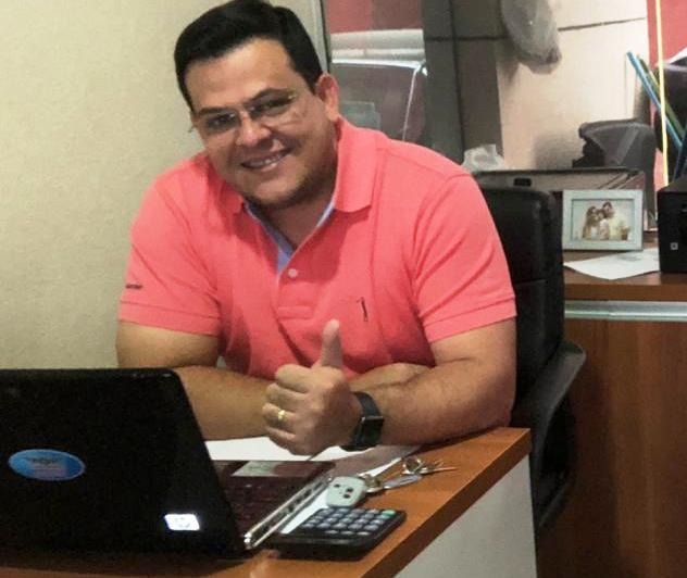 Filho de ex-prefeito é cotado para disputa eleitoral à Prefeitura de Faro em 2020, Paulo Tenório, de Faro