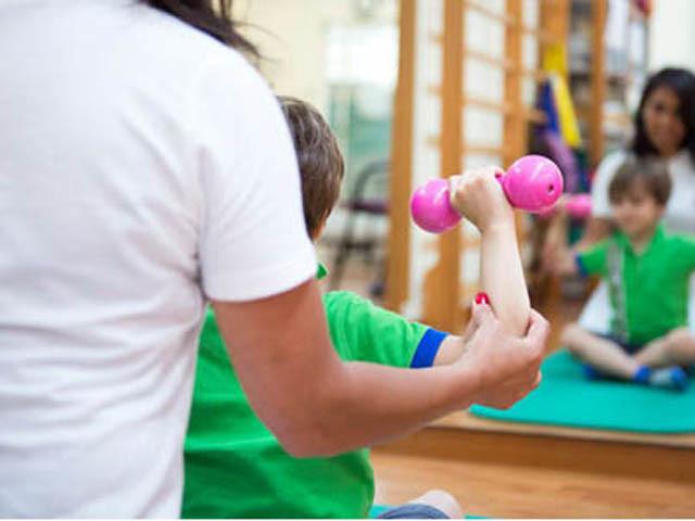palestra fisiokinesiterapia