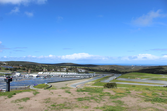 WeatheTech Raceway Laguna Seca