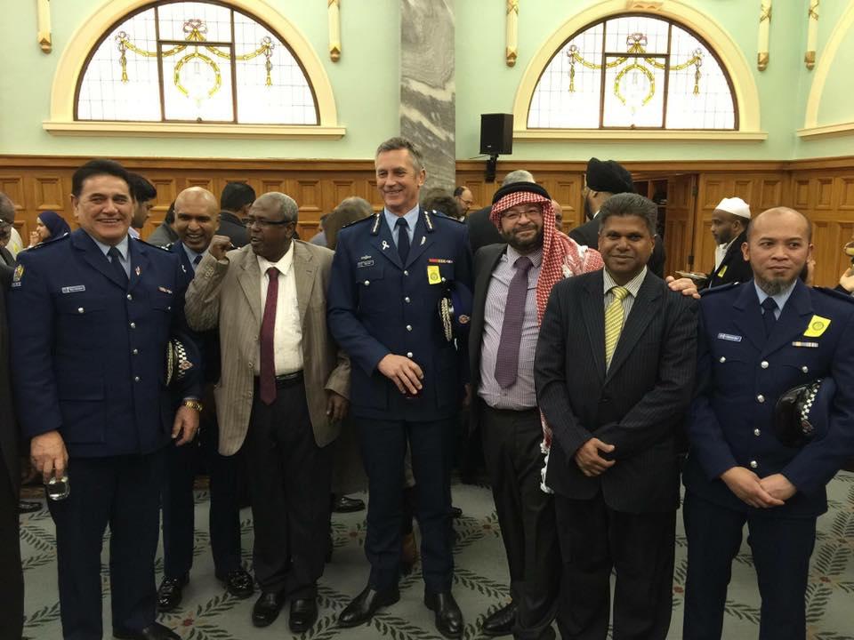 Tn Haji Saifudin.. Org Melayu Singapura Pertama Jadi Polis