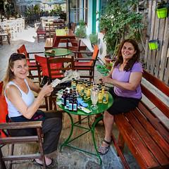 Ikaria/Ικαρία - Women's Coop in Christos/Raches