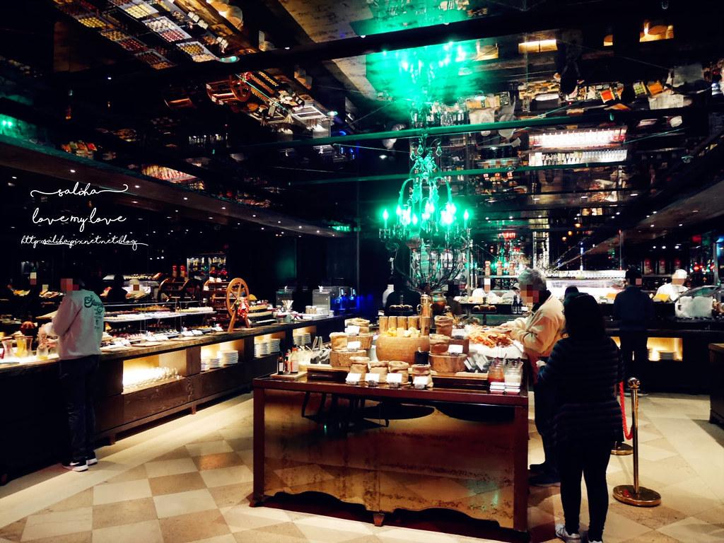台北飯店下午茶吃到飽氣氛好浪漫約會推薦情人節大餐君品酒店雲軒西餐廳 (9)