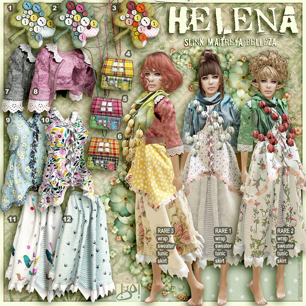 !gO! Helena - gacha key - TeleportHub.com Live!