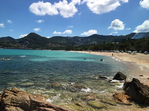 コサムイ ビーチ koh samui beach