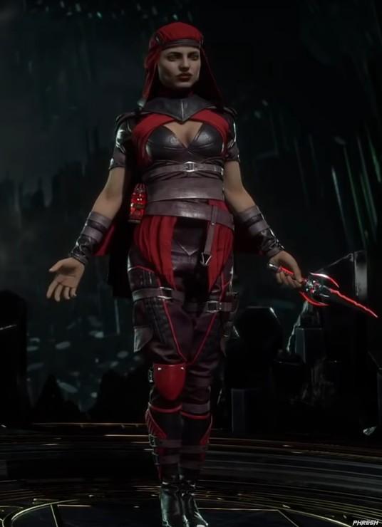 Mortal Kombat 11 - Kızıl Suikastçi
