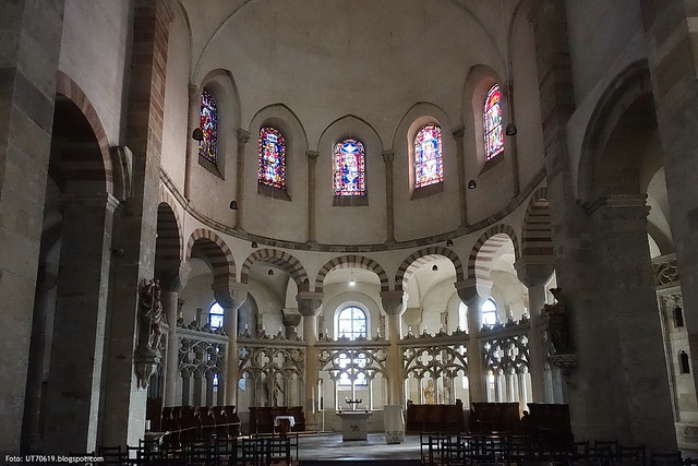 St. Maria im Kapitol Chor