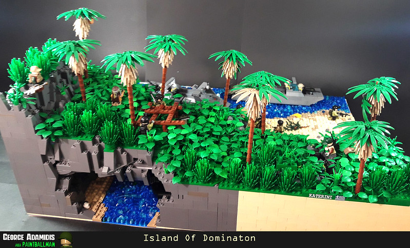 [Great Brick War] - ISLAND OF DOMINATION 33596366918_c4922692b9_c